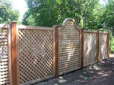 Lattice Fence Design Pictures - The Best Image Search