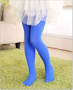 Girls Children Colorful Tights! 3-15 Years