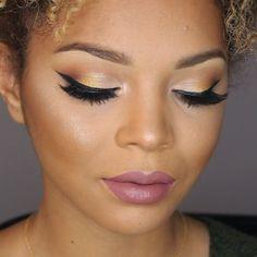 beautiful summer makeup