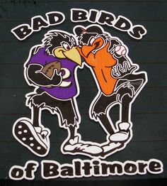 Baltimore Ravens and Orioles