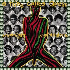 Today in Hip Hop History:A Tribe Called Quest released their. Today in Hip Hop History: A Tribe Called Quest released their third album Midnight Marauders November 9 1993 Rap Albums, Hip Hop Albums, Music Albums, Rap Music, Tribe Called Quest Albums, A Tribe Called Quest, Midnight Marauders, The Marauders, 2pac