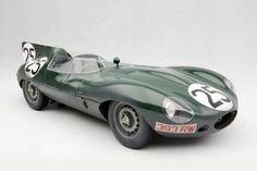 Jaguar XKD – Reims 1956