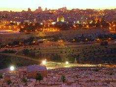 Gerusalemme illuminata #oltreogniaspettativa