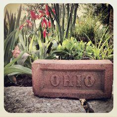 Ohio brick.  I have one of these!