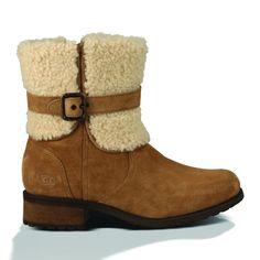 Amazon.com: UGG Australia Women's Blayre Ii Suede Boot: Shoes
