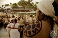 The Sacred Mayan Journey will take place at Xcaret for the 6th consecutive year. This event recreates one of the most ancient traditions of the Mayan culture; the yearly pilgrimage of the Maya, who braved the ocean on their canoes and crossed to the island of Cozumel to worship the goddess Ixchel.