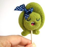 """Check out new work on my @Behance portfolio: """"Lollie Sour Apple, Art Toy"""" http://be.net/gallery/68135171/Lollie-Sour-Apple-Art-Toy"""