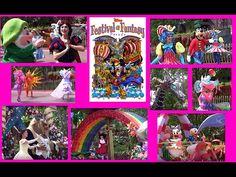 Watching the afternoon parade at Magic Kingdom in Walt Disney World, Florida! Eye Strain, Hair Raising, Sound Design, Racing, Baseball Cards, Games, Disney, Youtube, Top