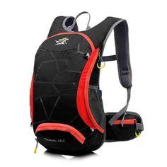 HU WAI JIAN FENG 15L Outdoor Waterproof Backpack