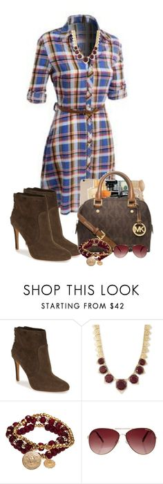 """""""Sem título #368"""" by daianetavares310 ❤ liked on Polyvore featuring Vince Camuto, Lucky Brand, Bee Charming and MINKPINK"""