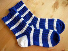 Supporter's Socks by Linda Pankhurst - free