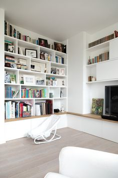 Decor, Living Roofs, Home Office Design, Bedroom Design, Home Library Design, Bedroom Decor, Interior Design, Home Decor, Living Room Bookcase