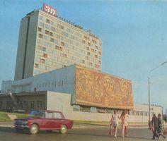 Было — стало: как после войны изменился Партизанский проспект - Недвижимость onliner.by