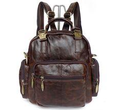 61.99$  Watch here - http://alijq2.worldwells.pw/go.php?t=32658627393 - 100% Genuine Leather women Backpacks Cow Leather backpack Mochila Feminina School Backpacks Preppy real leather women bag J2546 61.99$