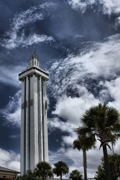 Another great picture of the Citrus Tower in Clermont,Florida