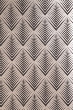 Art Deco Pattern * See More texture inspirations at… Arte Art Deco, Motif Art Deco, Art Deco Pattern, Art Deco Design, Pattern Design, Art Deco Print, Gold Pattern, Diamond Pattern, Fabric Design