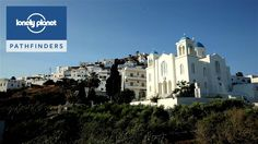 Whether you're eating seafood at a beach side restaurant, sampling modern Greek fare under the floodlit Acropolis or tucking into a rustic dish in a village . Acropolis, Greek Islands, Lonely Planet, Planets, Greece, Trail, Mansions, Ios, Sensory Experience