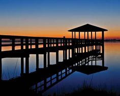 Lake Shelby, Gulf State Park, Alabama