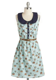 This has to be the most adorable dress I've ever seen in my life.
