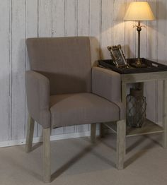 """Our Grey Textured Linen Carver Chair will help you recreate our """"Blush"""" interiors trend for Autumn/Winter 2014 in your home Grey Cushions, Dining Chairs, Dining Room, Armchair, Cover, Lifestyle, House, Furniture, Interiors"""