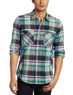 Amazon.com: Ted Baker Men's Lolant Buttoned Shirt: Clothing