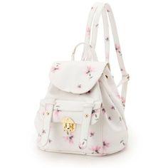Designer Clothes, Shoes & Bags for Women Cute Mini Backpacks, Stylish Backpacks, Girl Backpacks, Fashion Handbags, Purses And Handbags, Fashion Bags, Backpack Purse, Leather Backpack, White Backpack