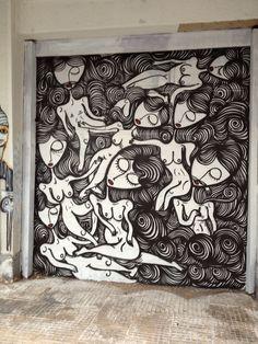 street art by Sonke in Athens