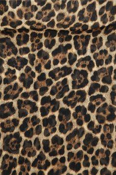 Leopard-print silk-chiffon silk Dry clean Made in Italy Chiffon Scarf, Silk Chiffon, Animal Print Rug, Saint Laurent, Winter, Winter Time, Yves Saint Laurent, Winter Fashion