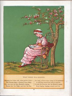Sally Annie Magundy: Kate Greenaway for Vintage Thingie Thursday
