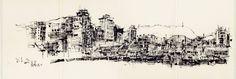 Urban Sketchers: Trip to Taiwan part I