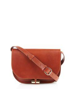 June leather cross-body bag | A.P.C. | MATCHESFASHION.COM