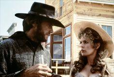 High Plains Drifter (1973) - Marianna Hill, Clint Eastwood