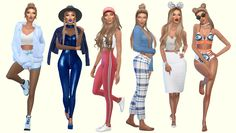 Sims Mods, Sims 4 College, Die Sims 4 Packs, Sims 4 Cc Folder, Maxis, Sims 4 Traits, Sims 4 Clothing, Sims 4 Cc Finds, Insta Models