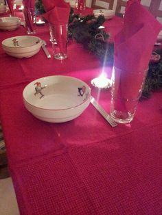 Tradisjonal Xmas Table