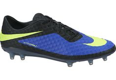 Nike Hypervenom Phantom FG Soccer Cleats- Hyper Blue with Black...Available at SoccerPro Now!