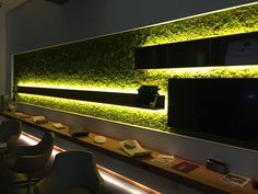 Loooove this lighting concept