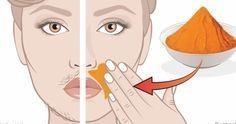 Get rid of facial hair with these natural remedies Beauty Secrets, Beauty Hacks, Beauty Tips, Upper Lip Hair, Remove Unwanted Facial Hair, Wax Hair Removal, Facial Scrubs, Beauty Recipe, Grow Hair