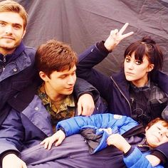 The 5th Wave movie cast!