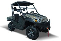Massimo Camo UTV/ATV -- the MOST awesome gift for any guy (or country girl!)