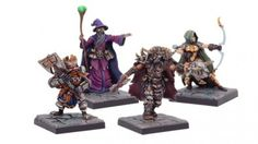 Legendary Heroes of Dolgarth
