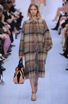 Chloé autumn-winter fashion 2012 Collection at Paris