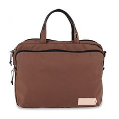 Johannes laptopbag (brown)