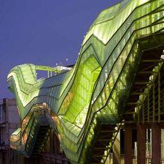 La cité de la mode et du design & IFM - Paris