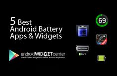 Android Battery, Best Android, Collections, Canada, App, Apps