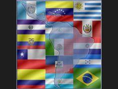 bandeiras da america latina - Pesquisa Google