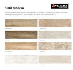 Porcelanato Simil Madera Villagress 24x100 (simil Ilva) - $ 435,99