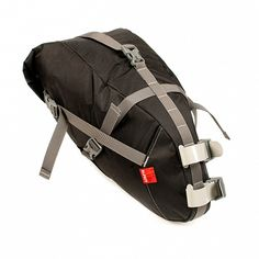 Koala seat pack that's lightweight and durable - Alpkit