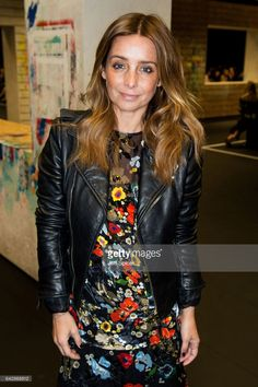 News Photo : Louise Redknapp attends the Preen by Thornton...