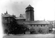 Königsberg Pr. Königsberger Schloß am Münzplatz