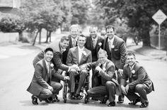 Veteran Groom, Paralyzed In Motorcycle Accident, Surprises Bride With Wedding Dance This is beautiful